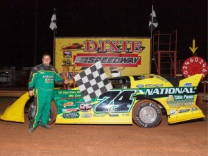 Craig Reece Sweeps Dixie Spring Championship