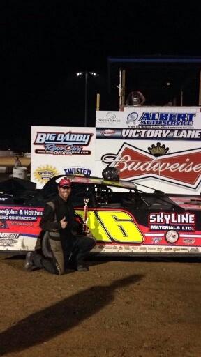 Tyler Bruening win